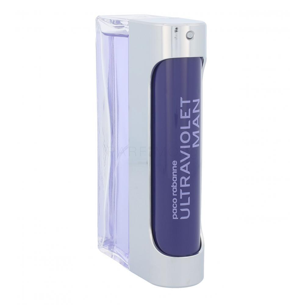parfum tester Paco Rabanne Ultraviolet Man 100ml