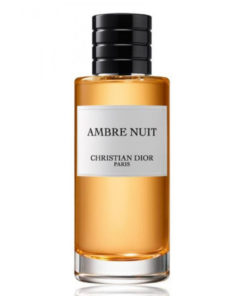 Christian Dior La Collection Ambre Nuit 125ml