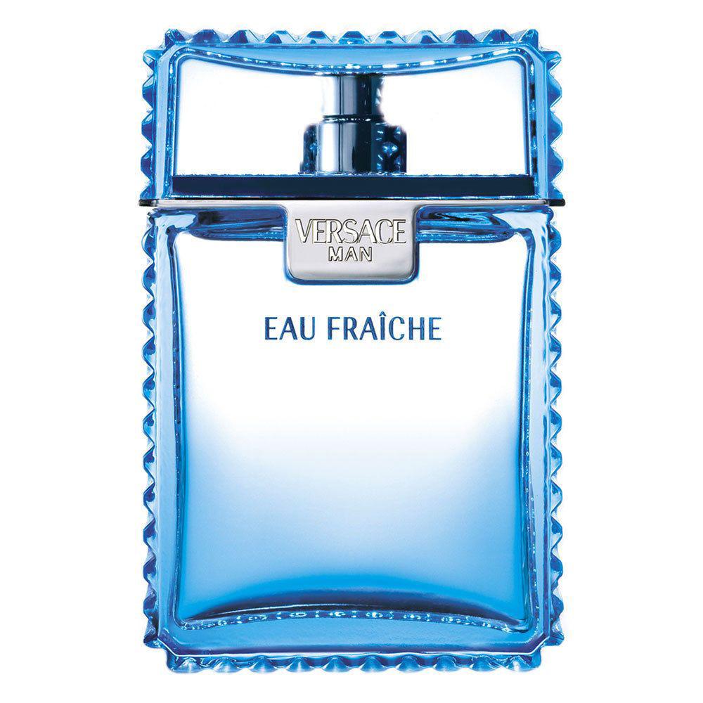 parfum tester Versace Man Eau Fraiche 100ml
