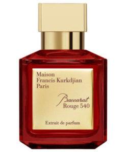maison francis kurkdjian baccarat rouge 540 tester