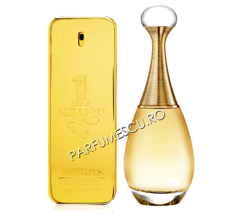 set cadou paco rabanne 1 million si christian dior j adore tester