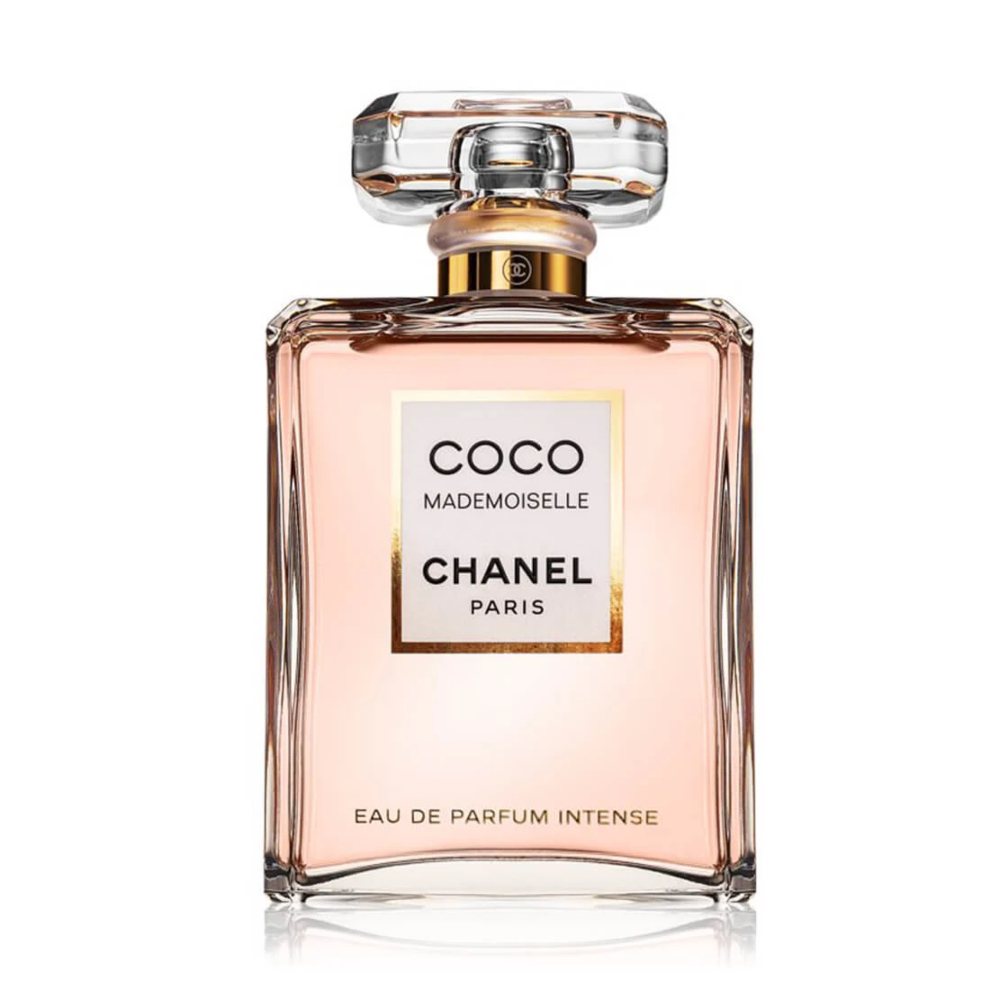 parfum tester coco chanel mademoiselle intense