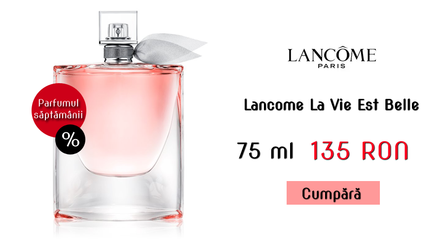 parfum la vie est belle tester