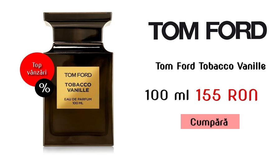 parfum tobacco vanille tester
